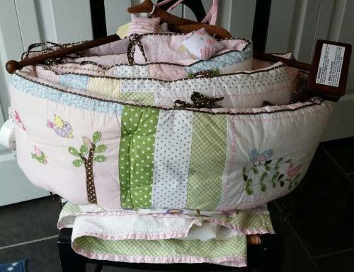 Pottery Barn Kids Hayley crib/toddler bedding set