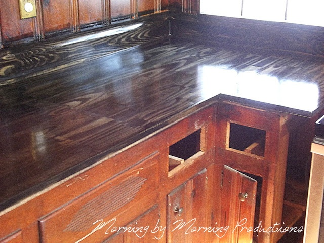 Diy Wood Countertops : Best images about countertops on pinterest diy