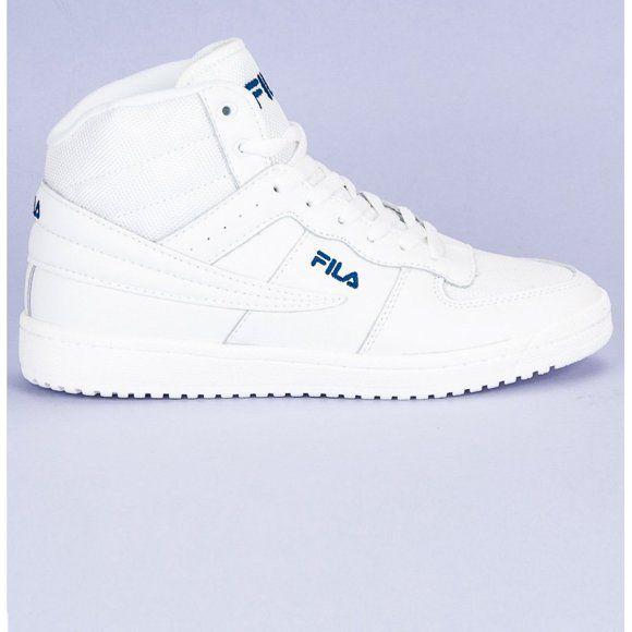 Fila Block Mid Wmn białe | Sneakers, Dream shoes, Shoes