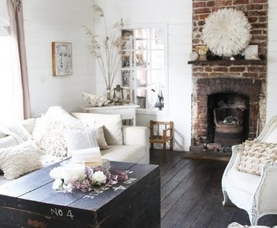 Cosy cottage lounge