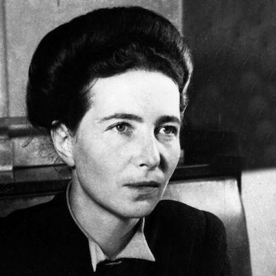 """Simone de Beauvoir: """"Sexo entre adultos e crianças não é violência. É mero caso 'moral'."""""""