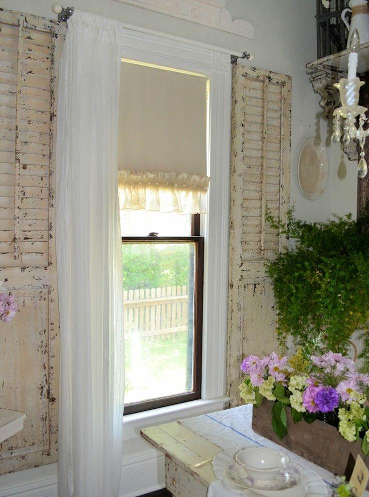ventanas recuperadas vintage