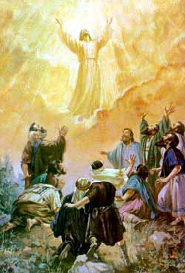 Jesus Ascension to Heaven                                                                                                                                                                                 More