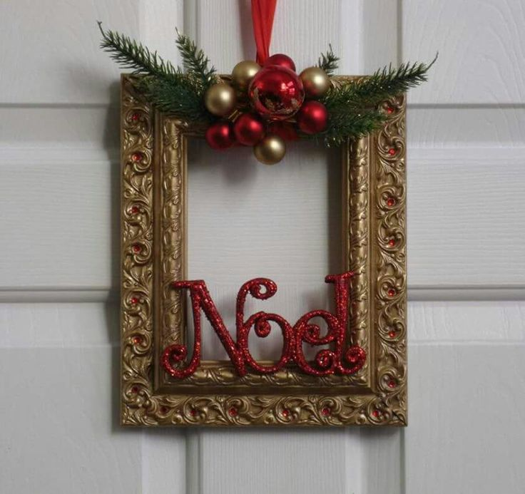 7 best Wreaths images on Pinterest Christmas wreaths, Merry