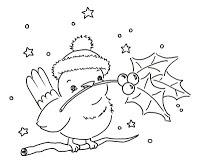 *Little winter bird*