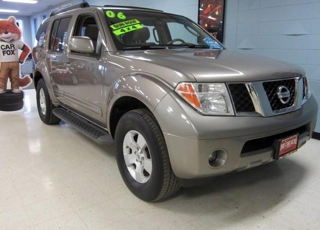 2006 Nissan Pathfinder, 105,013 miles, $12,995.