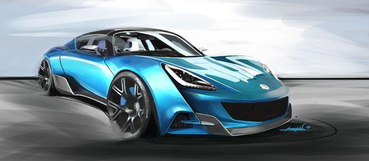 Les 5137 meilleures images du tableau concept sketch sur pinterest concept voiture croquis - Croquis voiture ...
