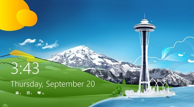 Windows 8 Professional and Enterprise Edition allow users to change/customize the default lock screen. But before do this, you must...