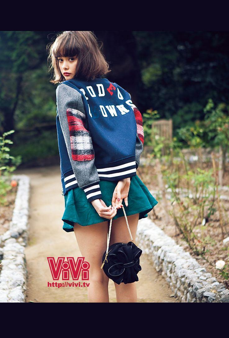 ViVi. Tina Tamashiro