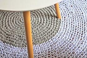 gesa.k: Ein Teppich für das Wohnzimmer [DIY]