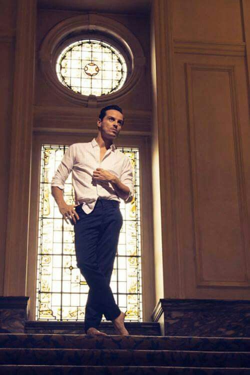 Andrew Scott. Okay, I'm officially done.