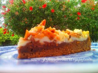 Γλυκές Ιστορίες: Μηλόπιτα με κρέμα βανίλιας και κέικ σοκολάτας!