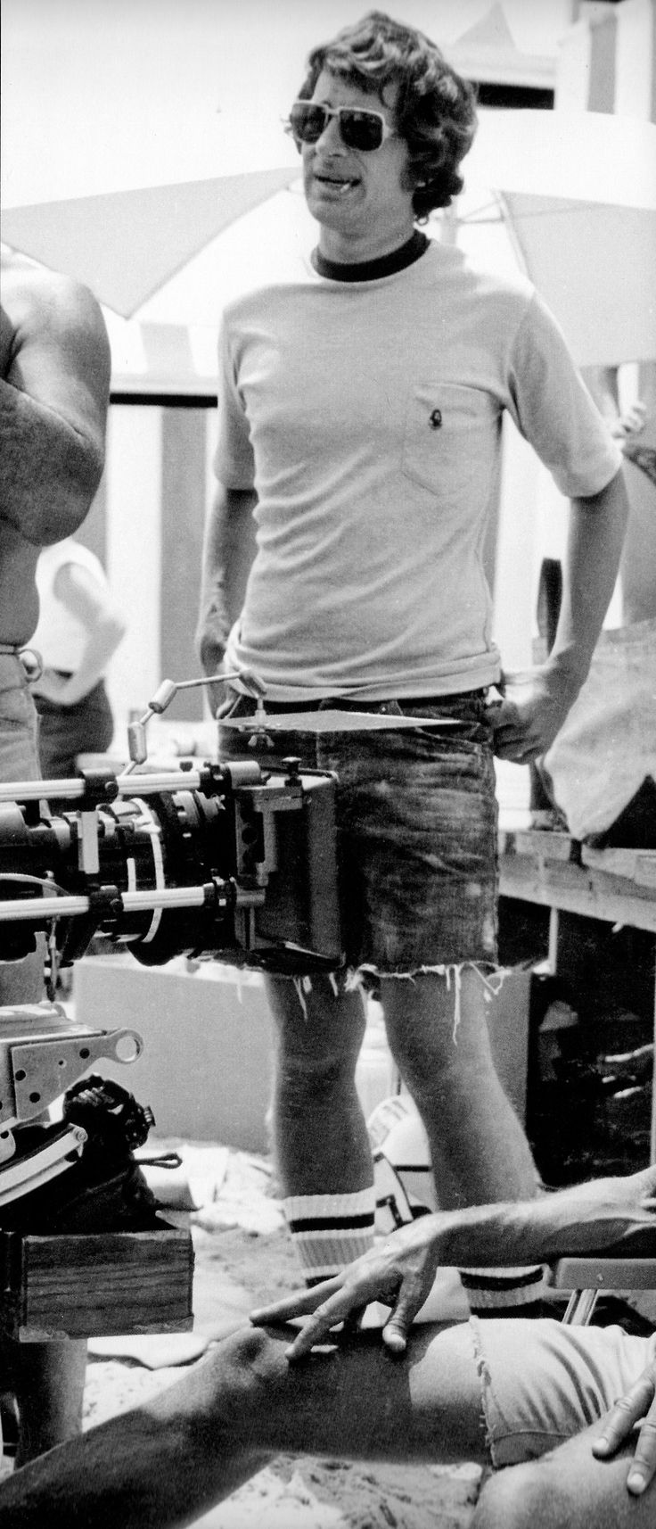 When the 27-year-old Steven Spielberg arrived at Martha's Vineyard to film Jaws, he had only one feature film under his belt: a box-office flop called Sugarland Express. Determined to redeem himself, he planned to pack Jaws with adventure, horror, and realism. But from the start, the film had the makings of a disaster.