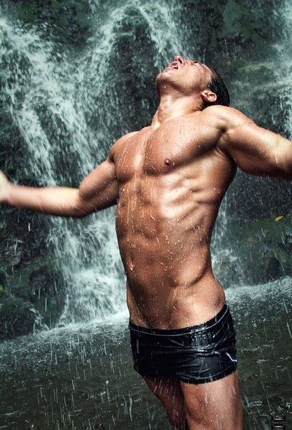 Gerard Butler.....Now this time I really am speechless, can't get my breath....lol..ur welcome..
