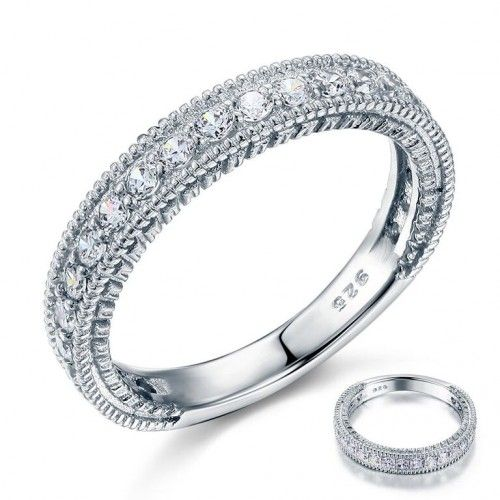 78 best bagues images on Pinterest Wedding bands Rings and