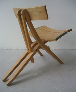 Designer John Booth Has Created These Simple Chairs Which Make Use Found  And Recycled Wood From Used Pieces Of Furniture. Each Chair Is Custom Built  Based ...