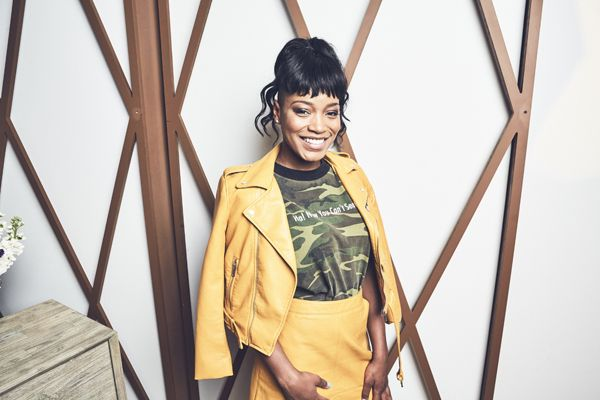 Keke Palmer Shows Off Her Summer Sixteen Bikini Bod, Shares Funny Audition Tips With Mary J. Blige