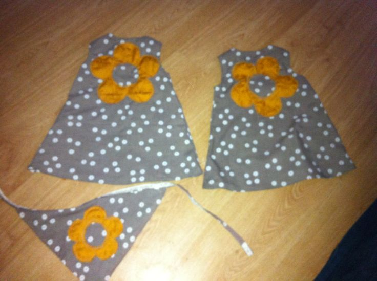 Pretty dresses made for some pretty little girls x