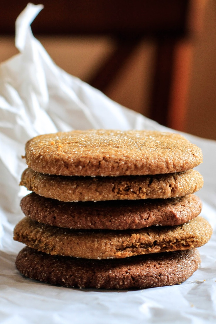 Gingersnaps | recipes | Pinterest