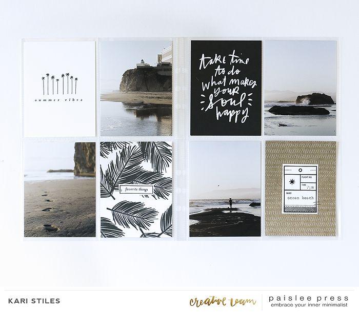 paislee press creative team inspiration | Summer Vibes