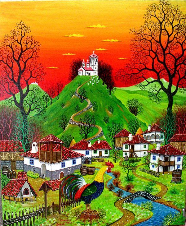 Serbia ~ Zoran Zaric ~ Village