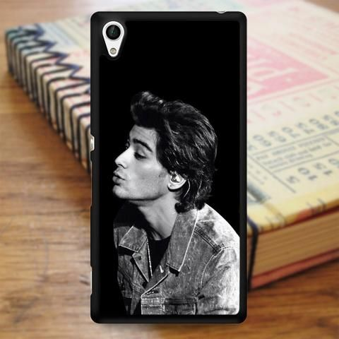 Zyan Malik Singer One Direction Smile Sony Experia Z4 Case
