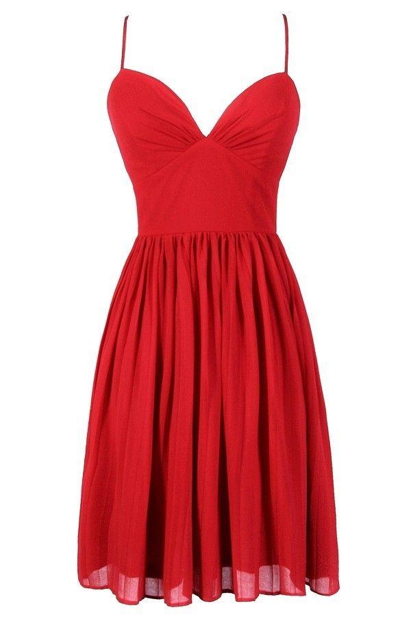 best 10 red christmas dress ideas on pinterest