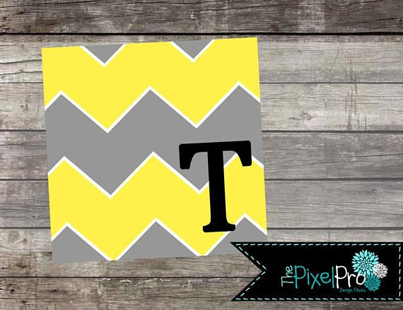 Chevron monogram print in any size, color, and with any word or letter added. Completely customizable to be the perfect addition in your home or to give as the perfect gift! #monogramgift #monogramdecor #chevrondecor #chevronmonogram #homedecor https://www.etsy.com/listing/545082043/chevron-home-decor-with-monogram-print?ref=shop_home_active_5