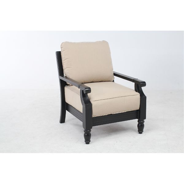Sit In Comfort And Style In This Beautiful Asheville Patio Club Chair.  #PatioFurntiure #