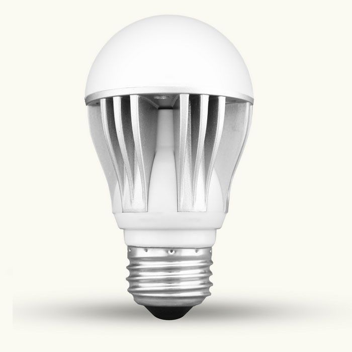 Kobi Cool 60+ equal - 12 Watt Dimmable LED A19 Shape Cool White light bulb