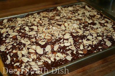 Deep South Dish: Almond Joy Cake