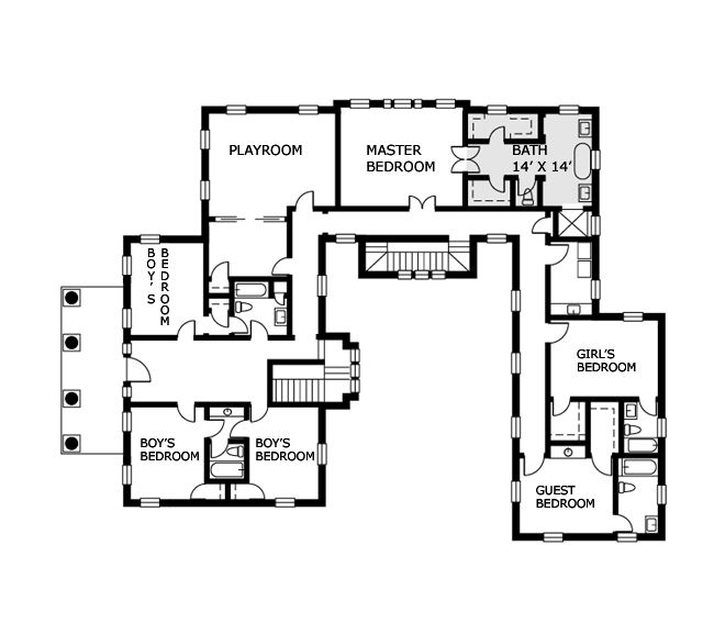 Master Bathroom Floor Plans With Closets Google Search Master Bath Floorplans Pinterest