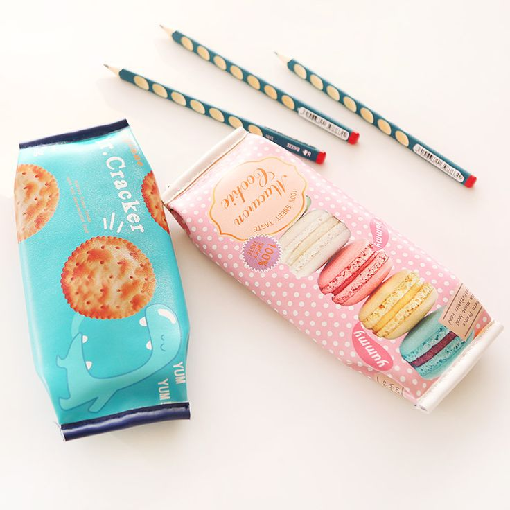 Creative Snack Package Shaped PU Leather Pencil Case Stationery Storage Organizer Bag School Office Supply Escolar Papelaria #>=#>=#>=#>=#> Click on the pin to check out discount price, color, size, shipping, etc. Save and like it!