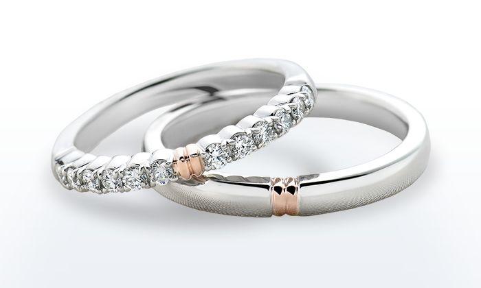 IW29SONM-IW30SDGM|マリッジリング|婚約指輪・結婚指輪のGINZA TANAKA BRIDAL