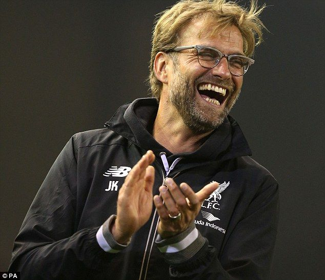 Jurgen Klopp signs new six-year Liverpool FC deal | Daily Mail Online