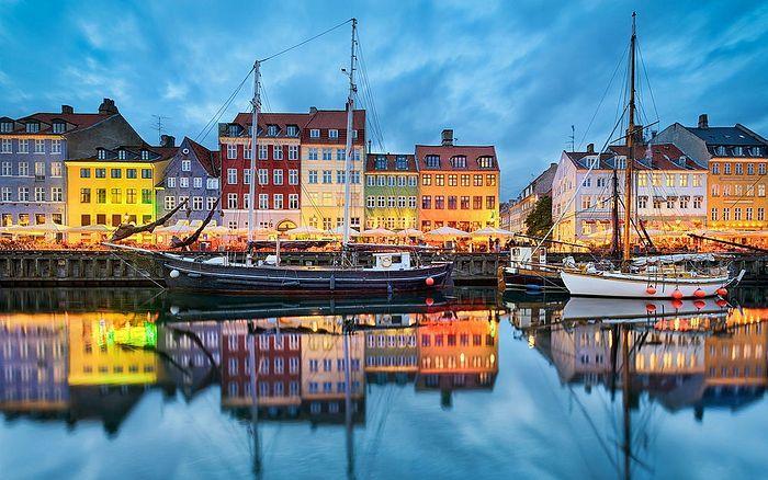 Копенгаген, Дания