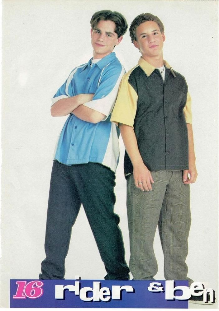 Rider Strong and Ben Savage (16)