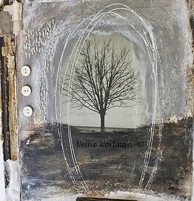 Enchanted Book - Nellie Wortman