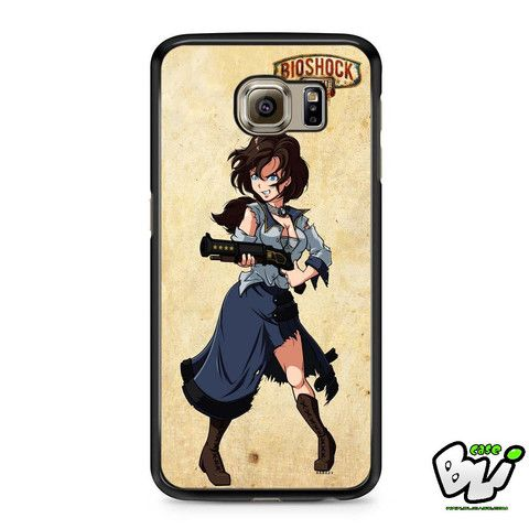 Bioshock Infinite Samsung Galaxy S6 Case