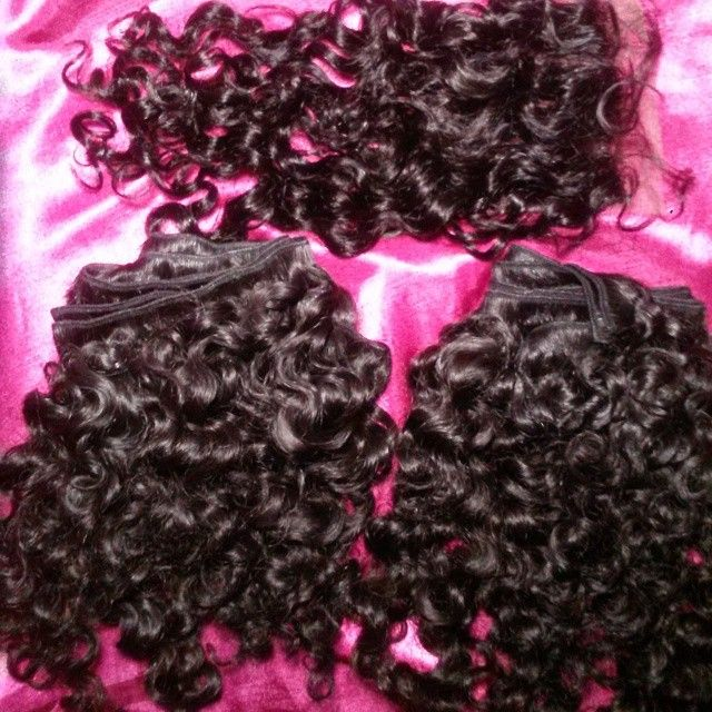 Myrawhair Raw Curly South American Molado This Type Of