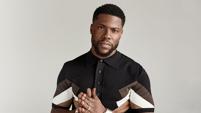 """Tell It Like It Is"" Talk Show: Kevin Hart Wants to Be the Oprah of Comedy"