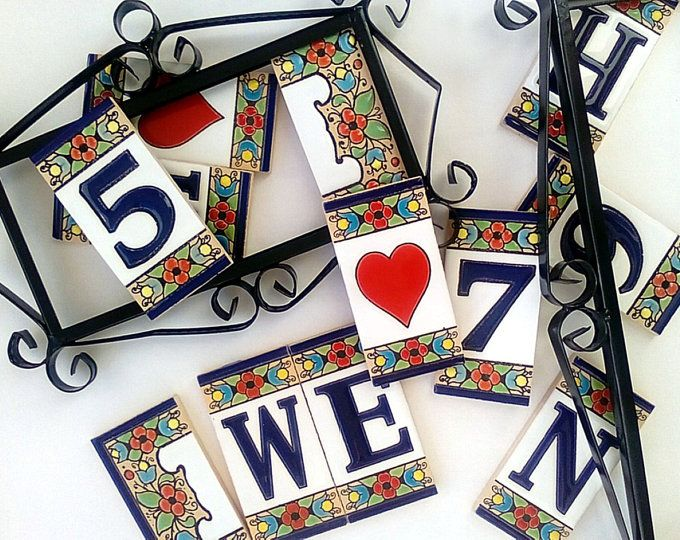 Decorative Name Plates For Home: Best 25+ House Name Plates Ideas On Pinterest