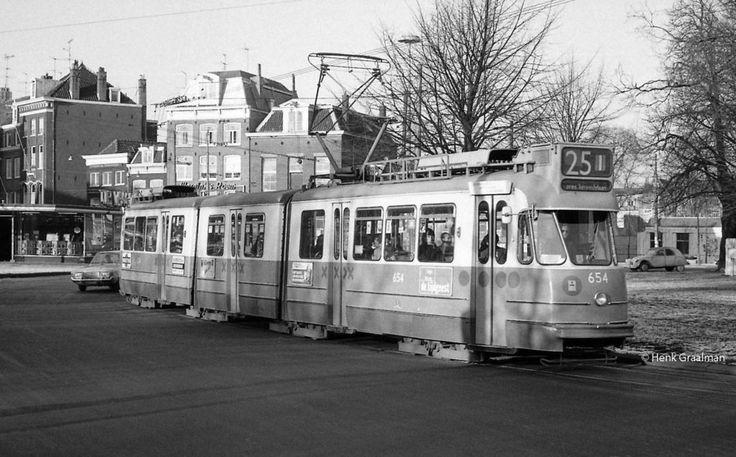 Wetering Circuit Amsterdam (jaartal: 1970 tot 1980) - Foto's SERC