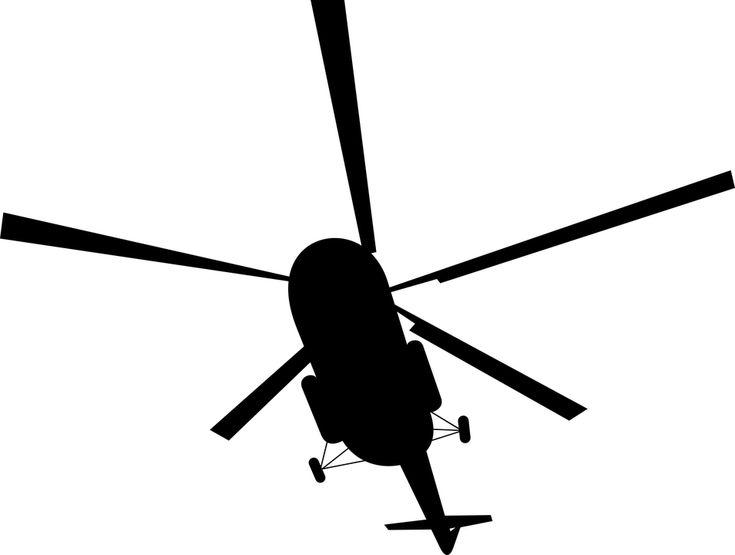 Fly, Luftfart, Helikopter, Silhuet, Sovjetisk