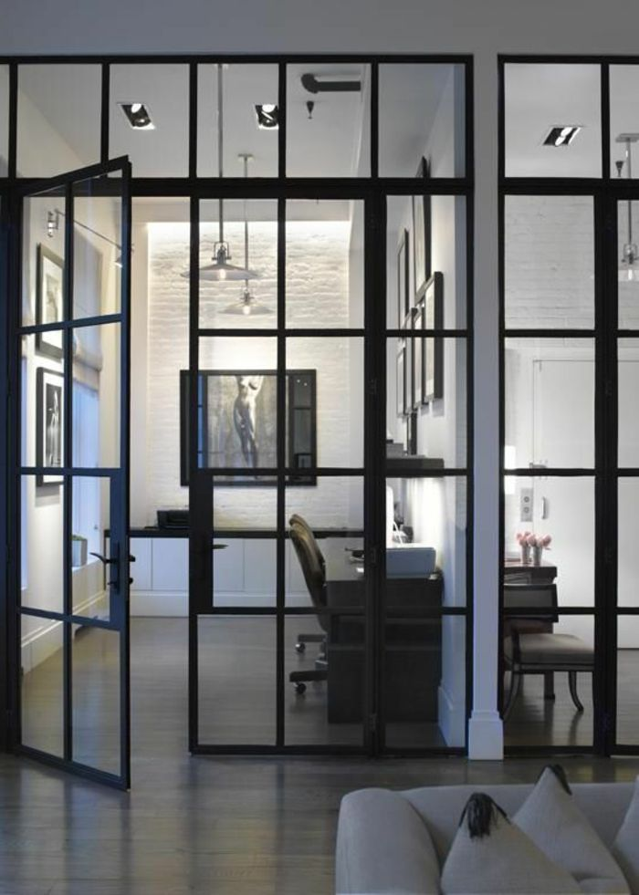 17 best cloison images on Pinterest Room dividers, Bedroom and