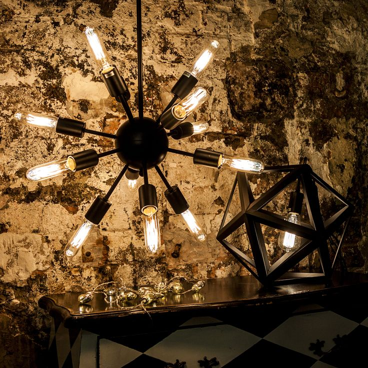 """Чтобы радоваться мягкому и уютному свету, так похожему на натуральный свет свечи, Вам понадобятся """"Лампочки Эдисона # 7"""". Свет этих ламп обволакивает пространство дома мягким теплом вечернего солнца. Дизайн ламп современен и созвучен интерьерам с характером.  #лампа, #освещение, #свет, #lamp, #objectmechty"""
