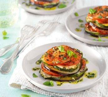 Italiaanse groentetaartjes - Recept - Jumbo Supermarkten