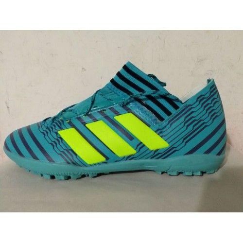 finest selection 030ba 74ee7 ... blanco azul botas de futbol  salg adidas nemeziz 17.3 tf fodboldstøvler  bedst adidas nemeziz 17.3 tf bla gul fodboldstovler