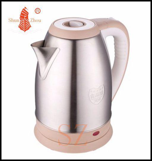SZ-20D 1500W Home Kitchen Hotel Room Plastic Electric Tea Kettle