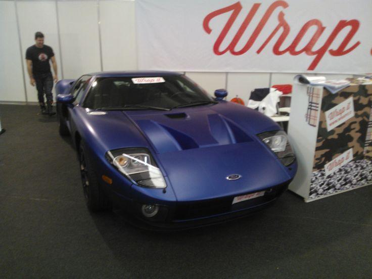 Ford GT motorshow Erba 2014